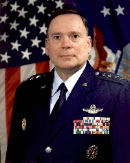 Gen. John Jumper (retired) Chief of the United States Air Force